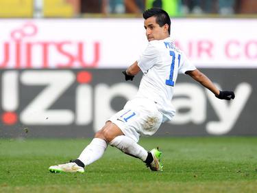 Maxi Moralez durante su tiempo en la Serie A italiana. (Foto: Getty)