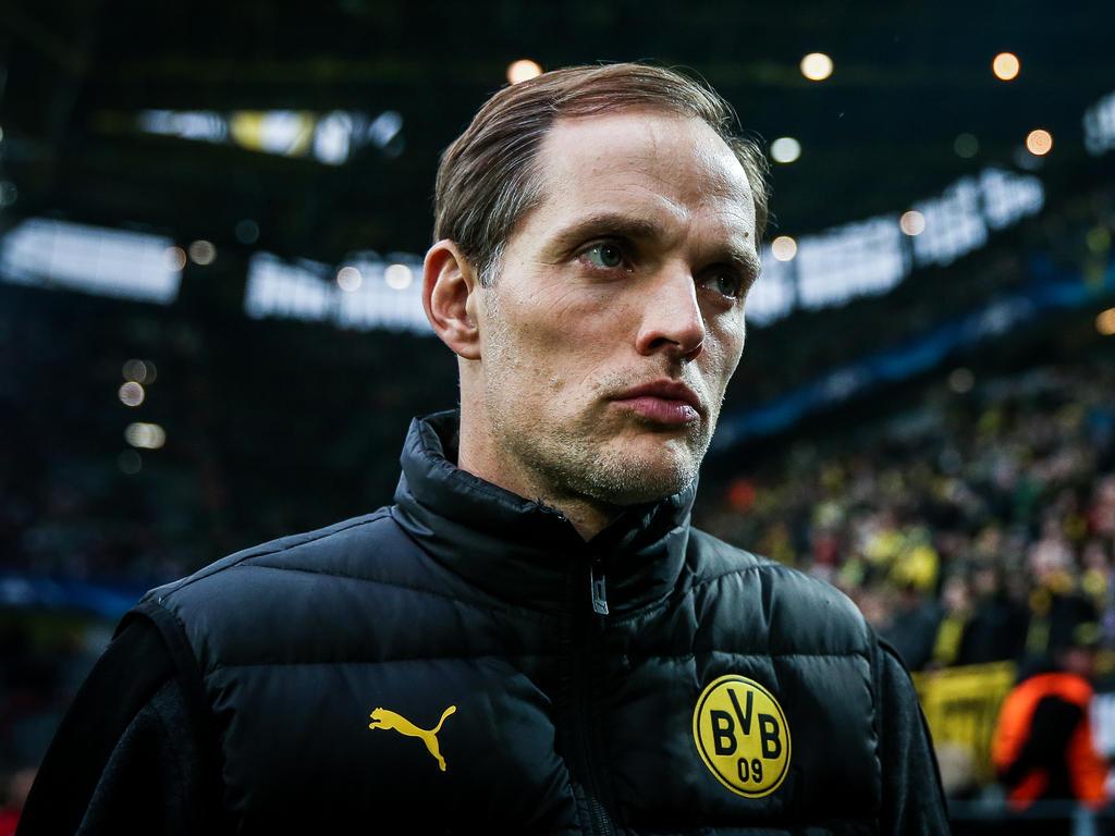 Thomas Tuchel ist Trainer von Borussia Dortmund