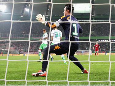 Diego Benaglio steht im Fokus des FC Basel