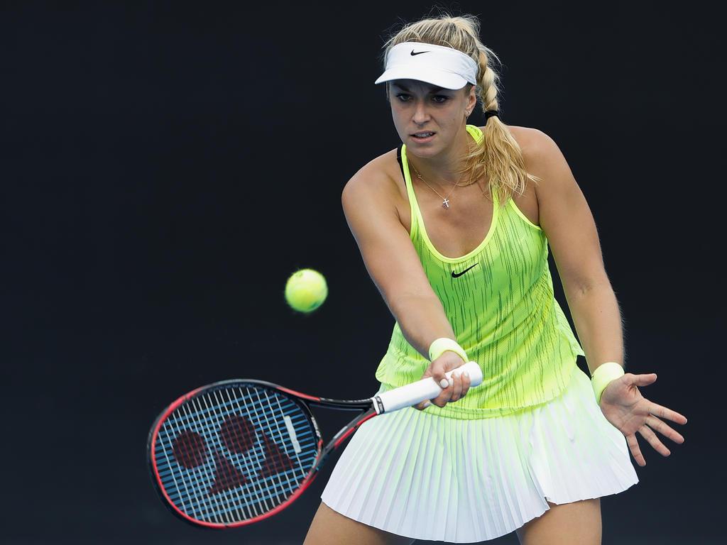 Platz 173 (▼5): Sabine Lisicki - 325 Punkte
