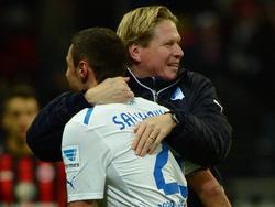 Sejad Salihovićspielte schon in Hoffenheim unter Markus Gisdol