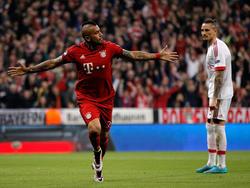 Arturo Vidal erzielte gegen Benfica Lissabon den Siegtreffer