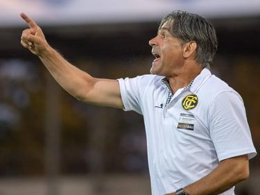Maurizio Jacobacci soll Wacker Innsbruck in die Bundesliga führen