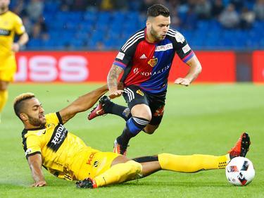 Der FC Basel behielt gegen die BSC Young Boys klar die Oberhand
