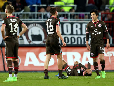 Den FC St. Pauli plagen Verletzungssorgen