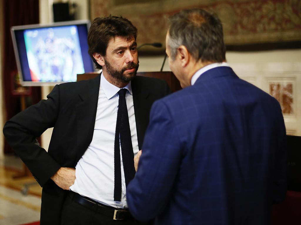 Andrea Agnelli muss sich vor dem Sportgericht verantworten