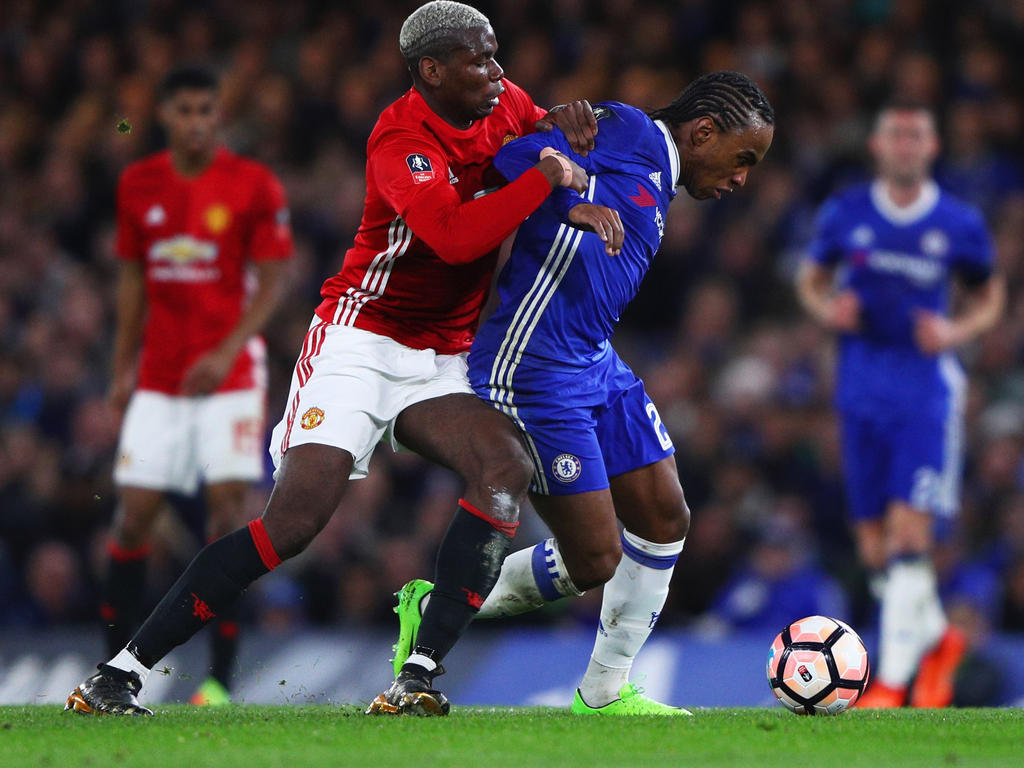 Manchester United gewann Schlager gegen Chelsea 2:0