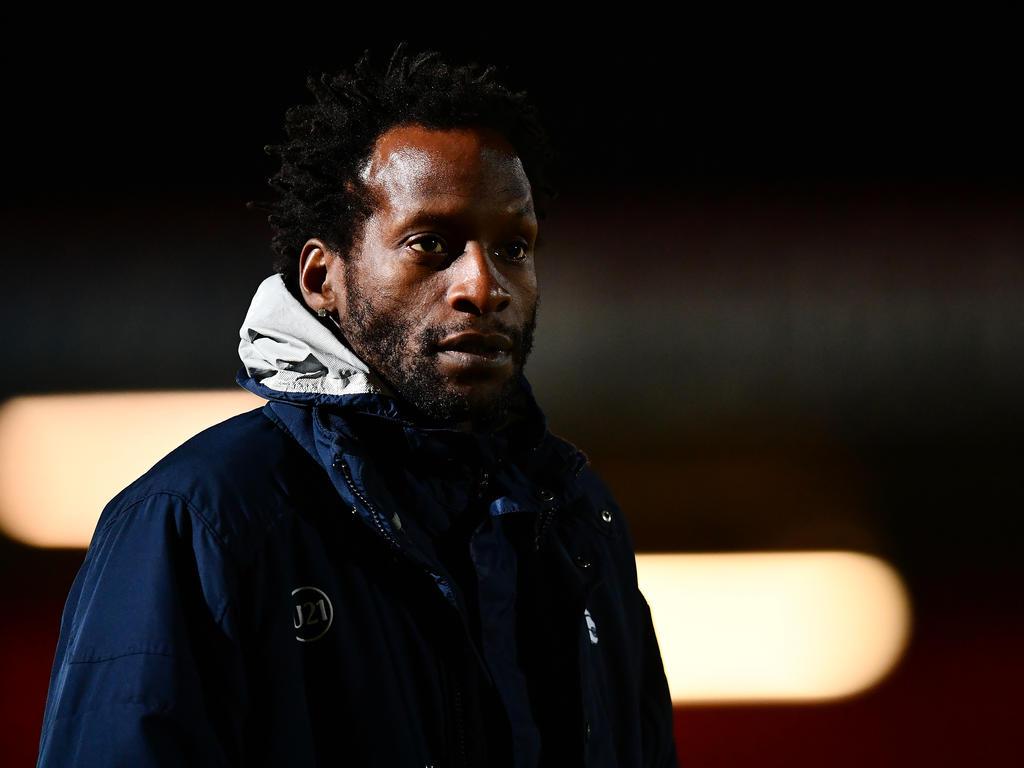 Ugo Ehiogu dirigiendo al Tottenham Sub 23 (Foto: Getty)