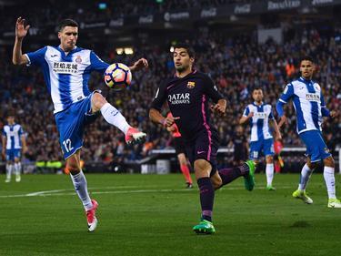 Luis Suárez hizo un doblete. (Foto: Getty)
