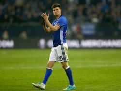 Klaas-Jan Huntelaar wird auf Schalke erst nach dem Spiel verabschiedet