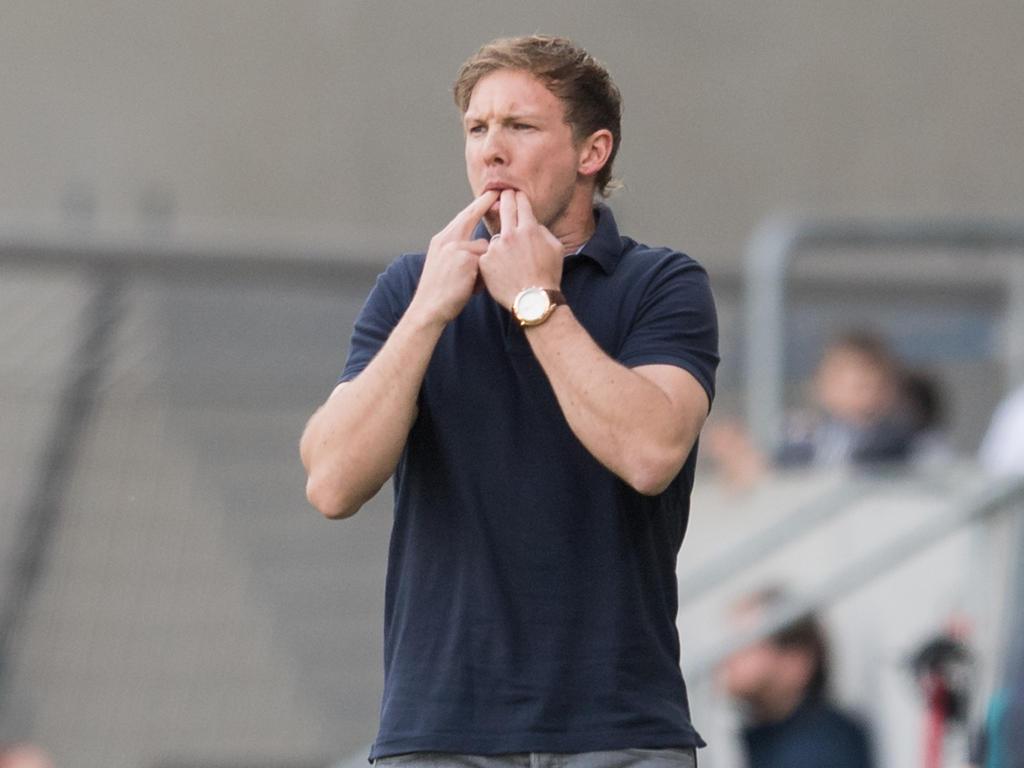 TSG-Coach Julian Nagelsmann verzichtet auf das erste Trainingslager
