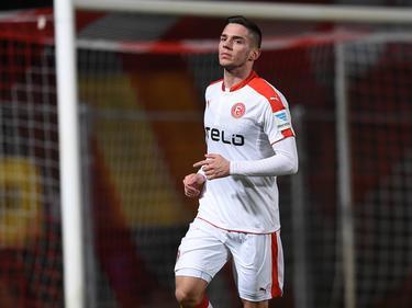 Fortuna Düsseldorf macht Karlo Majićzum Profi