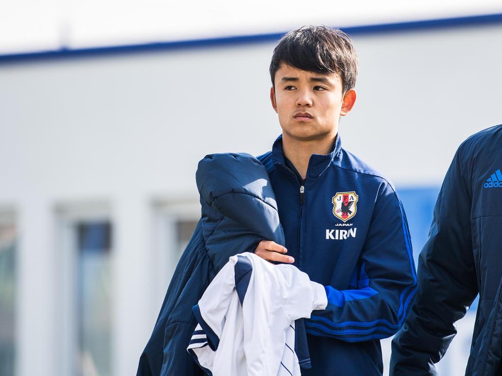 Takefusa Kubo (FC Tokyo)
