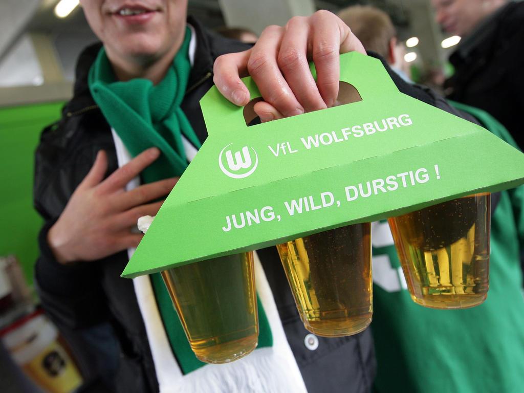VfL Wolfsburg - 4,30 Euro