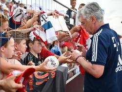 """Die Mannschaft von Carlo Ancelotti hat das """"Traumspiel"""" souverän gewonnen"""