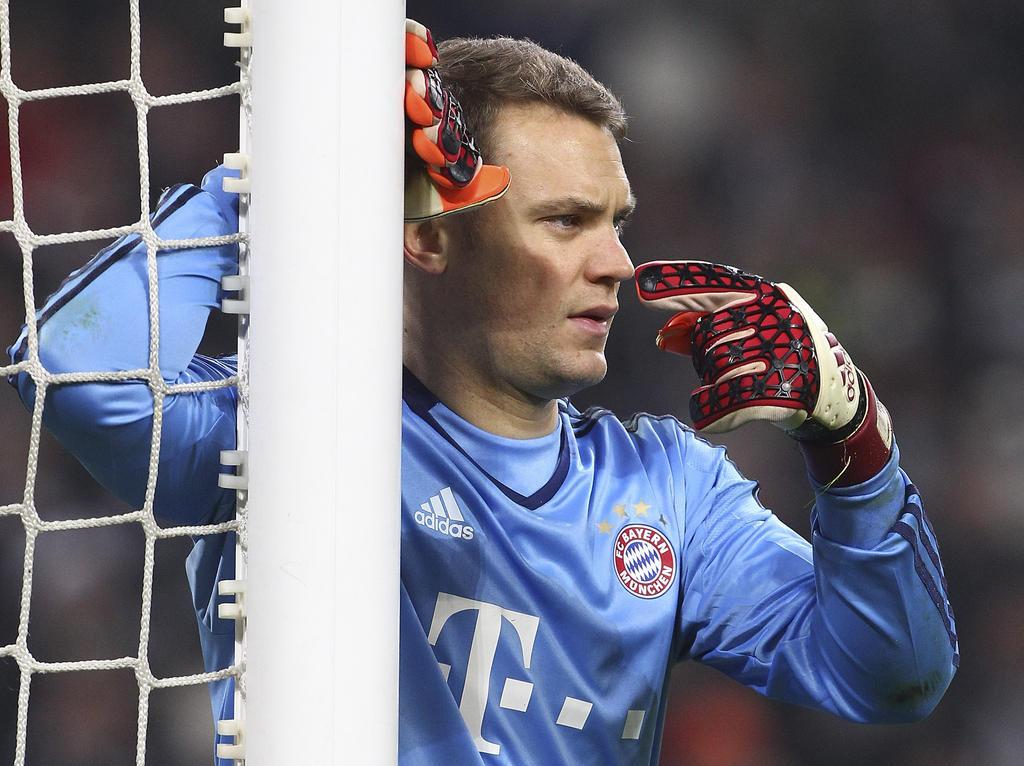 Platz 7: Manuel Neuer - 34 in 92 Einsätzen