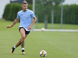 Offenbar Kandidat beim FC Bayern: Lazio-Youngster Sergej Milinković-Savić