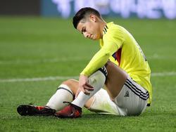 James Rodríguez kehrt vorzeitig von Kolumbiens Nationalmannschaft zum FC Bayern München zurück
