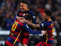 Neymar soll noch lange für Barcelona jubeln