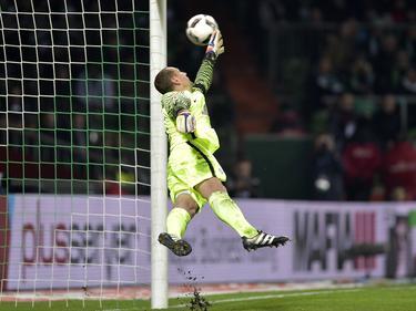 SVW-Keeper Drobný steht für das Spiel gegen Ingolstadt auf der Kippe