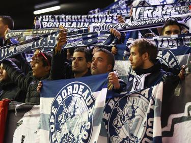 La afición del Girondins no tendrá más alegrías en Copa. (Foto: Getty)