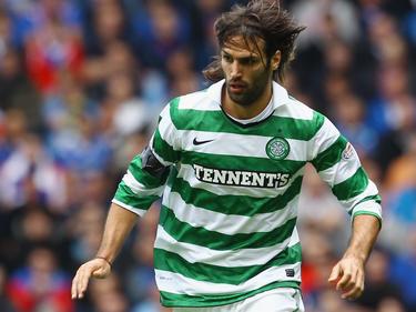 Samaras en una imagen de archivo con el Celtic en 2011. (Foto: Getty)