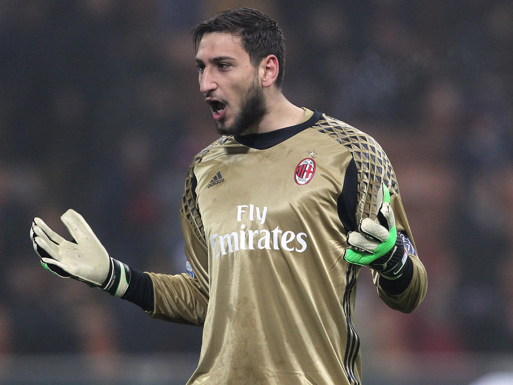 Torhüter-Juwel wird den AC Milan verlassen
