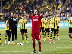 Neven Subotić wurde von den BVB-Fans gefeiert