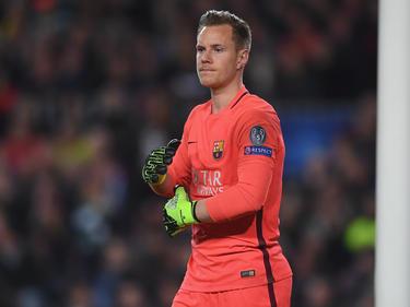 Nationaltorwart ter Stegen verlängert seinen Vertrag in Barcelona bis 2022