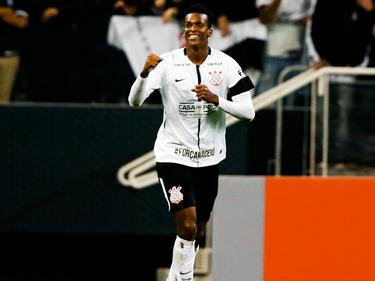 Jo anotó el único tanto del líder del Brasileirao. (Foto: Getty)