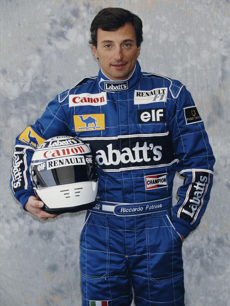 Riccardo Patrese - 256 Starts