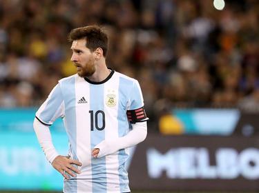 Lionel Messi und Argentinien müssen um die WM-Qualifikation zittern