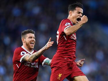 Todo apunta a que Coutinho abandonará el Liverpool en breve. (Foto: Getty)