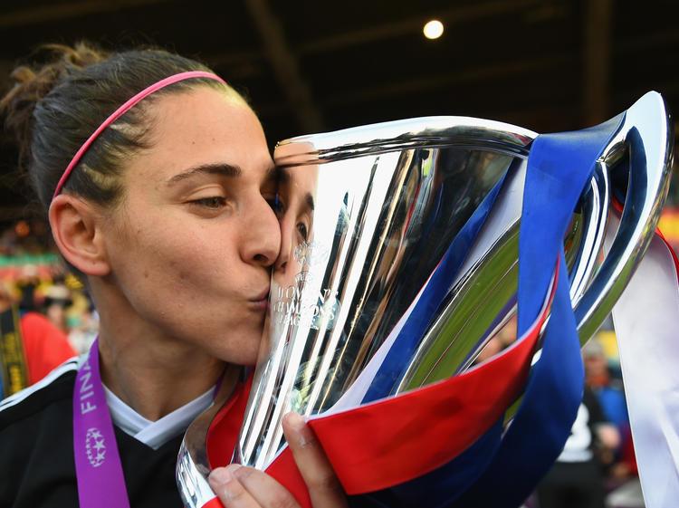 Vero Boquete quiere su segunda Champions. (Foto: Getty)
