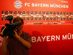 Bayern München ist künftig selbst auf Sendung