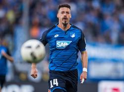 Sandro Wagner hat sich mit dem Debüt in der Nationalmannschaft einen Traum erfüllt