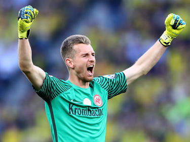 Lukáš Hrádecký bewahrte die Eintracht vor einer Pleite