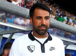 Vor seinem Pflichtspiel-Debüt in Bochum: Ismail Atalan