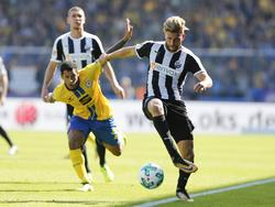 Matchwinner des SV Sandhausen war Lucas Höler