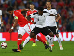 David Alaba hat sich im WM-Quali-Spiel der Österreicher verletzt