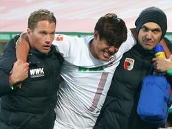 Hong droht für die Europa-League auszufallen