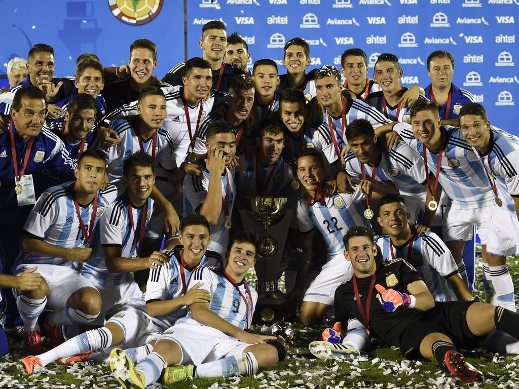 Sudamericano Sub 20: Sub 20 Campeonato Sudamericano » Noticias » Argentina