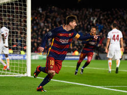 Lionel Messi trifft bei seinem Startelf-Comeback doppelt