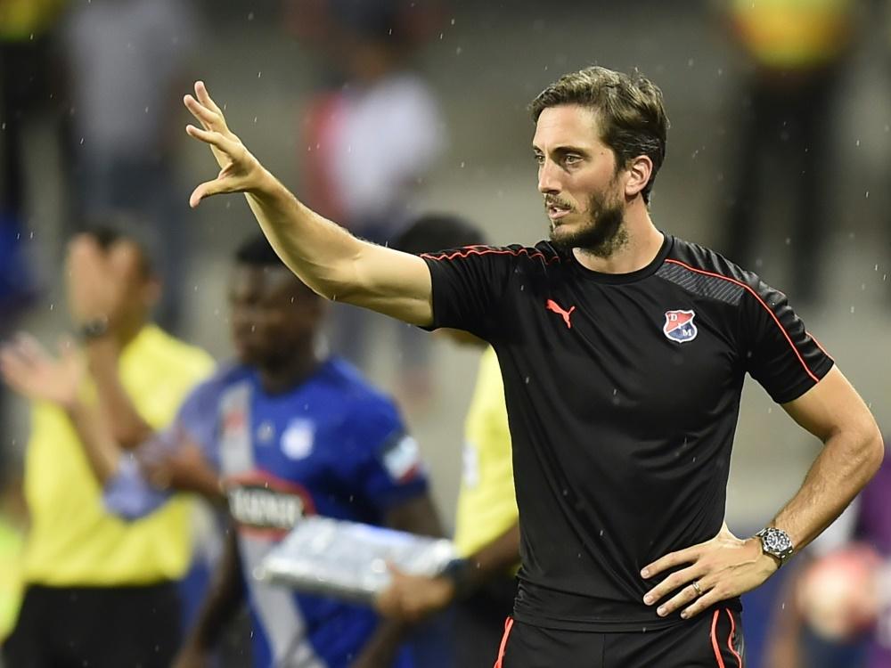Luis Zubeldía wird neuer Trainer von Deportivo Alavés