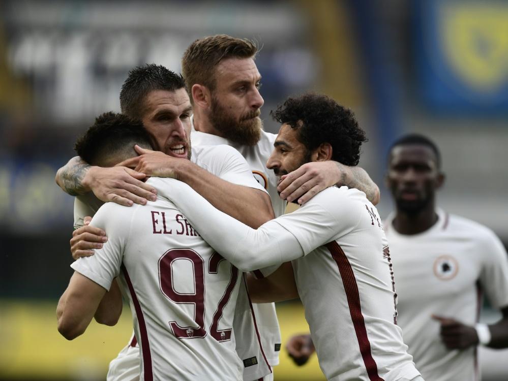 AS Roma und Napoli siegten in der Serie A
