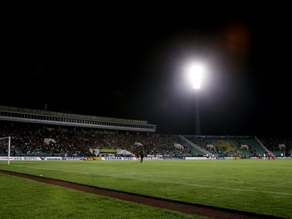 Neun Festnahmen in Bulgarien