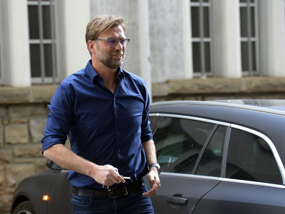 Bald einen Parkplatz in Liverpool? - Jürgen Klopp soll es bei den Reds richten