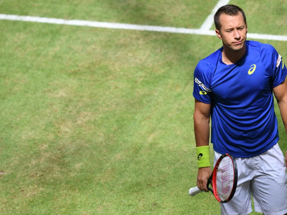 US Open: Philipp Kohlschreiber weiter zuversichtlich