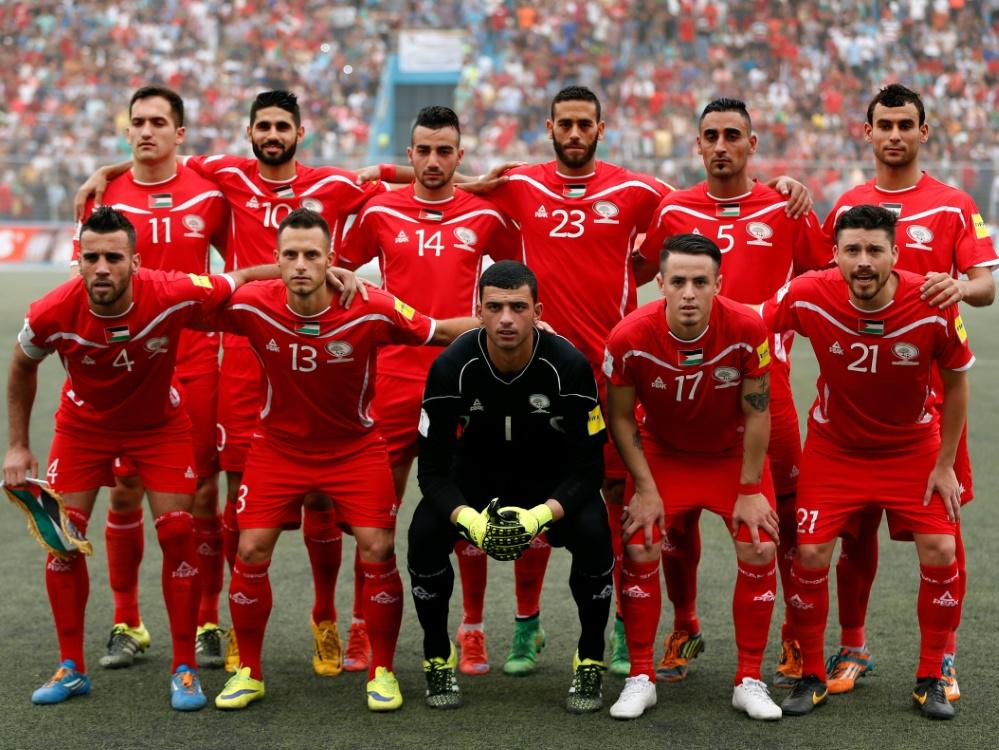 Palästina Nationalmannschaft
