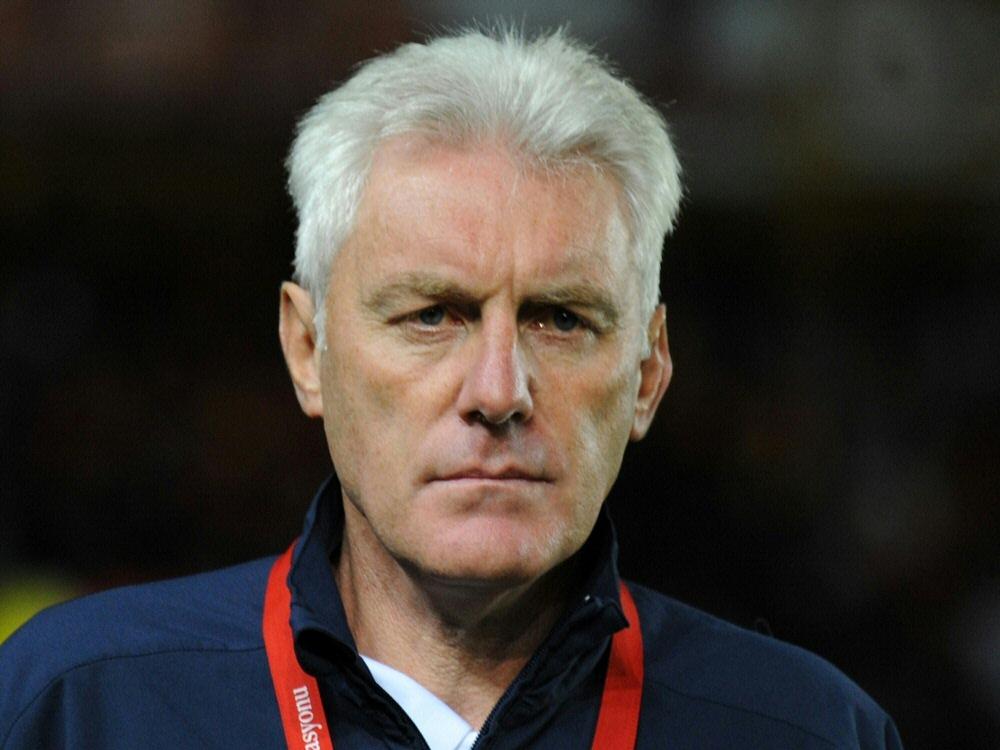 Hugo Broos ist neuer Nationaltrainer von Kamerun